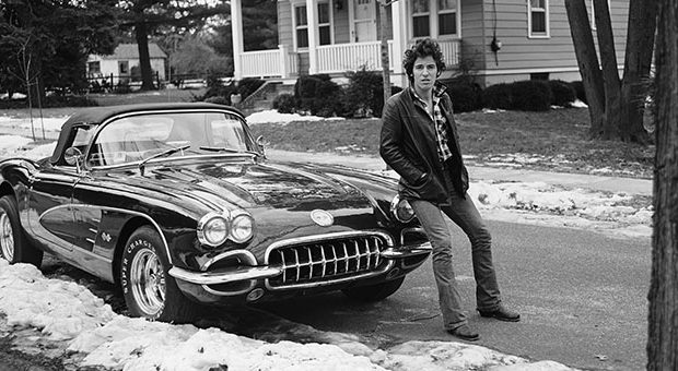 Bruce Springsteen Bologna galleria Ono Mostra Fotografia