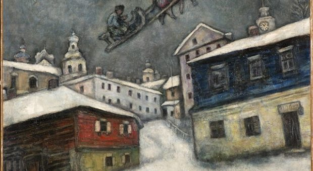Chagall-Russia-Neve