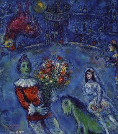 Chagall-amore