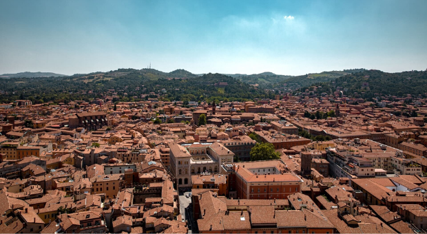 Bologna weekend panorama